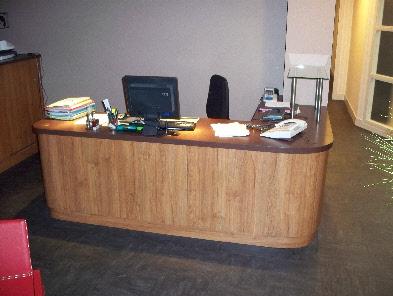 Décoration bureau notaire